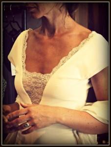 Robe de mariée Itakoé Pézenas