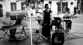 Singrid Hobbé reçoit Emmanuelle Hamet Résidence d'artistes